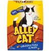 ALLEY CAT Dry Cat Food Chicken & Tuna 15LB BAG