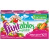 APPLE & EVE Fruitables Fruit & Vegetable Juice Strawberry Kiwi 6.75 Oz 8CT ASEPTIC PK