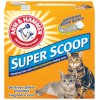 ARM & HAMMER Cat Litter Super Scoop Clumping Fragrance Free 14LB BOX