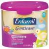 ENFAMIL GENTLEASE Infant Formula Powder For Fussiness & Gas Milk-Based W/Iron 22.2OZ PLASTIC TUB