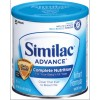 SIMILAC ADVANCE EARLYSHIELD Infant Formula Powder with Iron 12.4OZ CANISTER