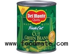 DEL MONTE Green Beans Cut 28OZ CAN