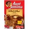 AUNT JEMIMA Pancake & Waffle Mix Whole Wheat Blend 35OZ BOX