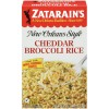 ZATARAIN'S Rice Mix New Orleans Style Cheddar Broccoli 5.7OZ BOX