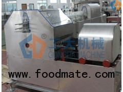 Automatic glass bottle-washing machine