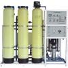 Pure water treatment machine