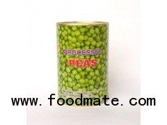 Canned Processed Pea