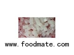 Nata de coco / coconut jelly (syrup)