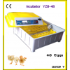 Howard 48 Eggs Make Chicken Egg Incubator (Automatic)
