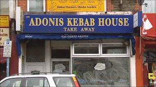 Adonis Kebab House