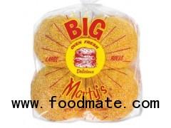 """Big Marty's"" lagre rolls"