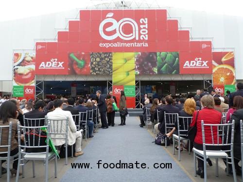 Expo Alimentaria 2012