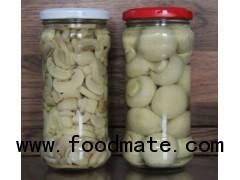 Canned Mushroom whole and slice