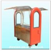 JX-FC200 Deft Street Mobile Snack Vendor Trailer