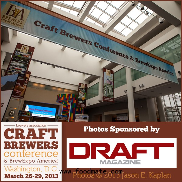 Craft Brewers Conference 2013 (BrewExpo America)