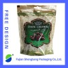 stand up plastic bag for nut