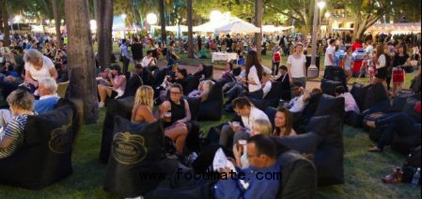 Crave Sydney International Food Festival 2012
