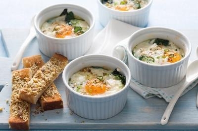 how to make dukkah eggs