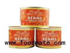 Beans in Tomato Paste