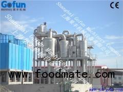Fruit paste evaporator (Tomato paste concentrator)