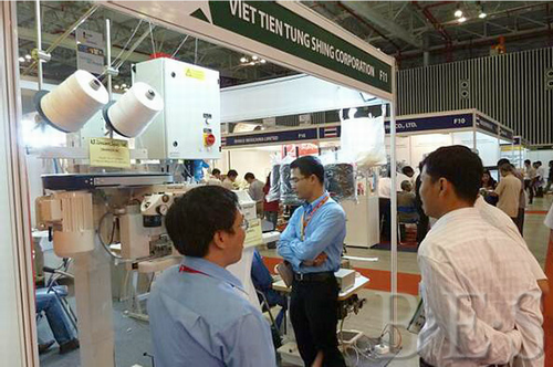 Plastics and Rubber Vietnam 2014