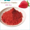 100% Pure Natural Food Grade Instant Strawberry Powder
