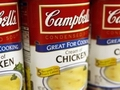 Campbell Arnott's donates more than 160,000 cans of soup to Foodbank