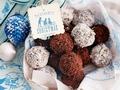 Christmas Baking: Rum balls