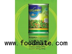 canned green peas with carrots