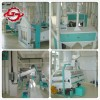 wheat flour mill project,100t wheat mill project