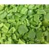 frozen green pepper diced