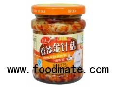 Edible Mushroom, Chili Oil Mushroom (HC-0012)