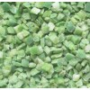frozen green pepper diced