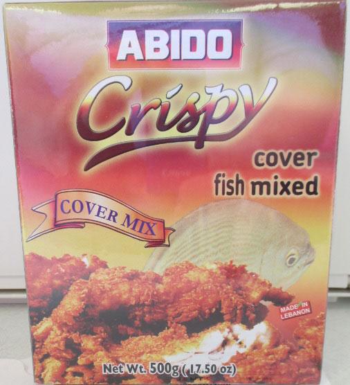Crispy Cover Mixes