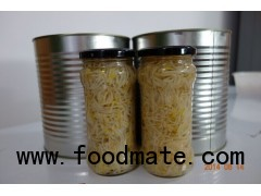 Hot Canned Bean Sprout in Brine