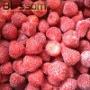 Frozen fruit IQF strawberry