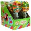 hard candy lollipop egg 60g fruit flavour