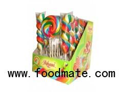 Lollipops 60g round and drills