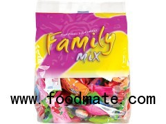 Family Mix - mix of filloed candies in 500g bag