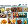high quality corn snack/breakfast cereal corn flakes production line