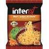 """ INTEREST"" INSTANT NOODLES  BEEF FLAVOR 60 GR NW"