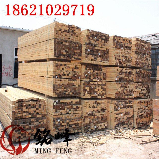 铁杉工程木方优质房建工程首选铁杉木方