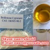 Boldenone cypionate bodybuilding steroid powder cycle results