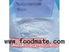 Testosterone base steroid Testosterone no ester powder