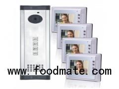 TS-803MZ multi apartments video door phone
