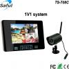TS-708C 1V1 wireless monitor system