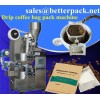 BT-18U Drip coffee bag packaging machine