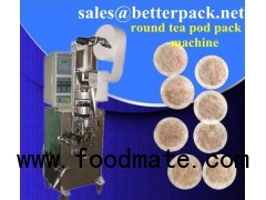 BT-28 tea pod packing machine