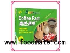 Weight Loss Coffee Fast,Slimming Coffee,Good Taste Coffee,Burning Fat,Herbal Slimming