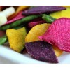 Mixed vegetables & fruits chips
